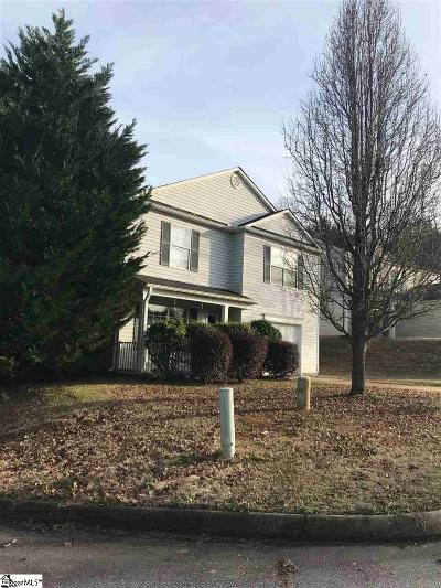 Easley Single Family Home Contingency Contract: 113 Wickersham
