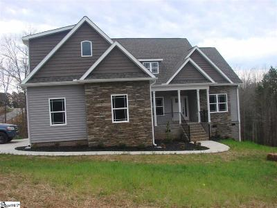 Single Family Home For Sale: 1 Puckett Mill