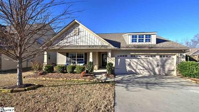 Simpsonville Single Family Home Contingency Contract: 200 Penrith