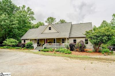 Spartanburg Single Family Home For Sale: 331 Burton