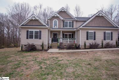 Easley Single Family Home For Sale: 116 Faye