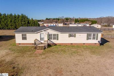 Greenville County Mobile Home For Sale: 229 Ray