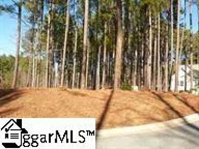 Travelers Rest Residential Lots & Land For Sale: 305 Meadow Tree