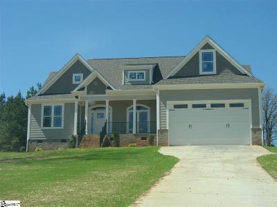 Seneca Single Family Home For Sale: 306 Stardust