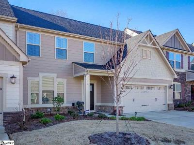 Townes At Five Forks Condo/Townhouse Contingency Contract: 56 Hemingway
