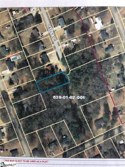 Clinton Residential Lots & Land For Sale: Sally