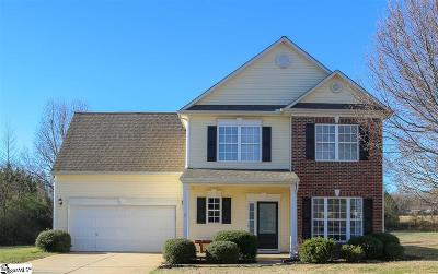 Greer Single Family Home Contingency Contract: 728 Golden Tanager