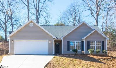 Greenville County Single Family Home For Sale: 9 Saponee