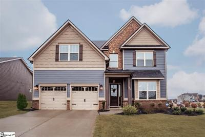 Greenville County Single Family Home For Sale: 400 Windwood