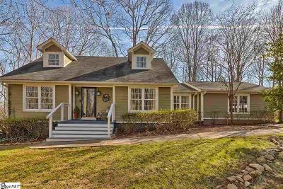 Easley Single Family Home Contingency Contract: 350 Two Notch