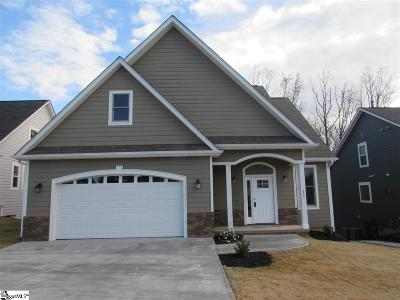 Easley Single Family Home For Sale: 255 Chickadee