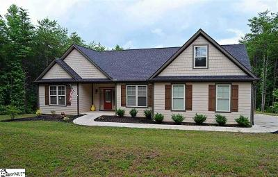 Greer Single Family Home For Sale: 4440 S King