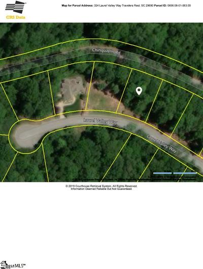 Travelers Rest Residential Lots & Land For Sale: 324 Laurel Valley