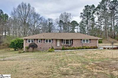 Anderson Single Family Home Contingency Contract: 324 Olivarri