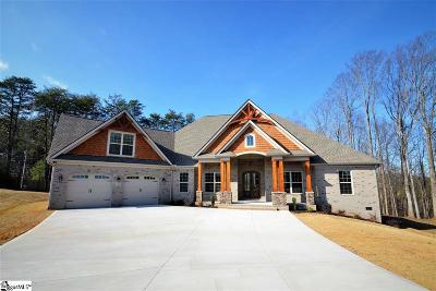 Single Family Home For Sale: 127 Rocky Water
