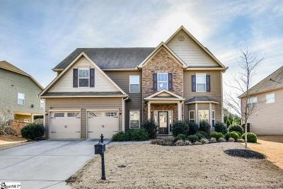 Greenville County Single Family Home Contingency Contract: 361 Strasburg