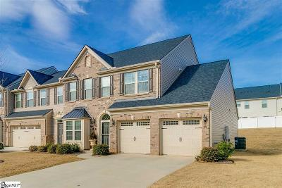 Greer Condo/Townhouse For Sale: 31 Irvington