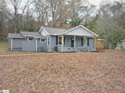 Piedmont Single Family Home Contingency Contract: 204 S Circle