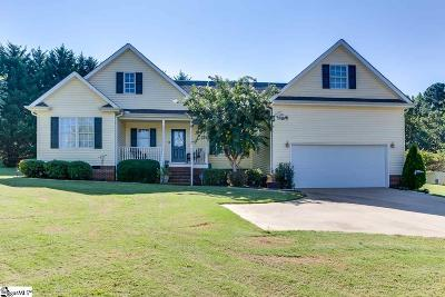 Easley Single Family Home For Sale: 103 Stone Meadow