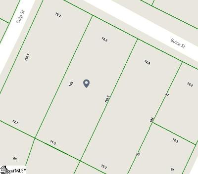 Inman Residential Lots & Land For Sale: 24 Buice
