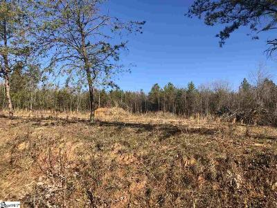 Spartanburg Residential Lots & Land Contingency Contract: Patterson