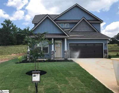 Single Family Home For Sale: 511 Chantry #Lot 114