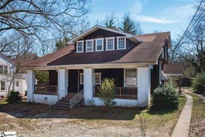 Laurens Multi Family Home For Sale: 213 Jones