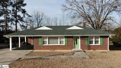 Anderson Single Family Home Contingency Contract: 3011 Cambridge