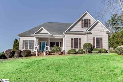 Easley Single Family Home For Sale: 106 Stone Meadow