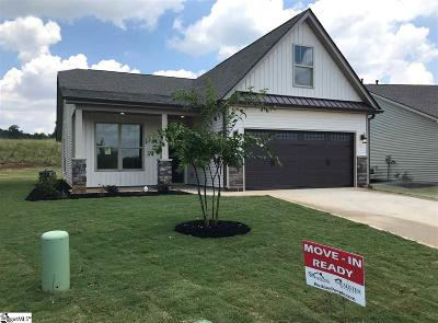 Single Family Home For Sale: 513 Chantry #Lot 113