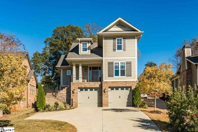 Greenville Single Family Home For Sale: 12 W Mountainview