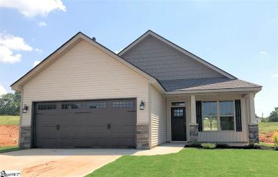Single Family Home For Sale: 523 Chantry #Lot 110
