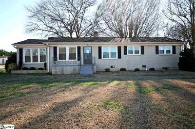 Greer Single Family Home Contingency Contract: 116 Buddy