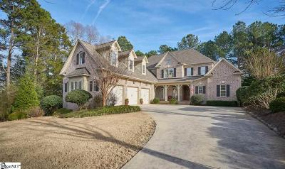 Greer Single Family Home Contingency Contract: 112 Griffith Hill