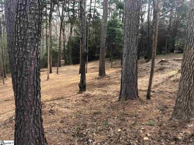 Greer Residential Lots & Land For Sale: 116 Griffith Hill
