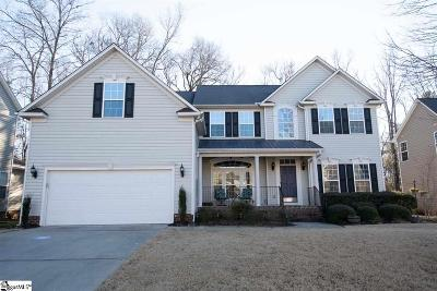 Greenville County Single Family Home For Sale: 101 Waters Reach