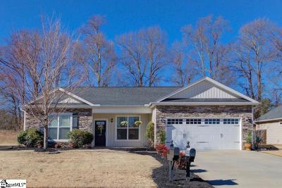 Piedmont Single Family Home Contingency Contract: 1019 Blythwood