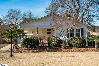 Inman Single Family Home For Sale: 361 Coggins Shore