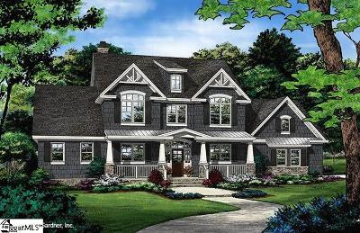 Greenville Single Family Home For Sale: 907 Pelham