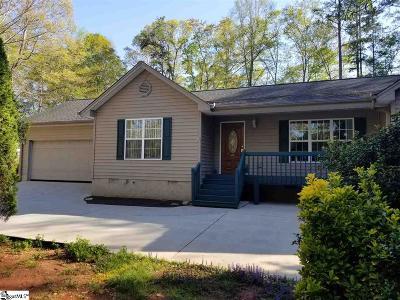 Seneca Single Family Home For Sale: 103 Judy