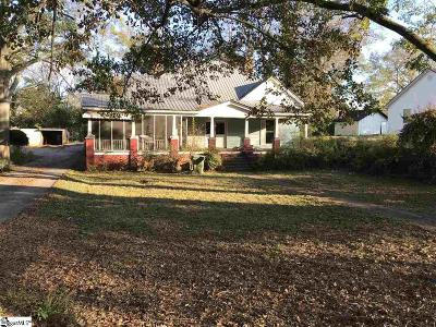 Laurens Single Family Home Contingency Contract: 657 S Harper