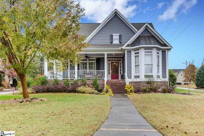 Greenville Single Family Home For Sale: 312 Saint Helena