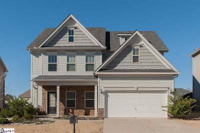 Greenville County Single Family Home For Sale: 231 Abbey Gardens