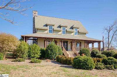 Greenville County Single Family Home For Sale: 115 Blue Teal