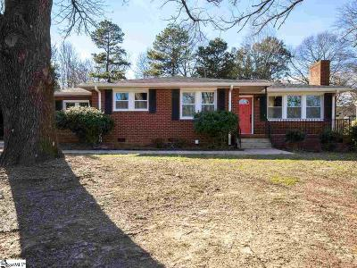 Greenville Single Family Home Contingency Contract: 18 York
