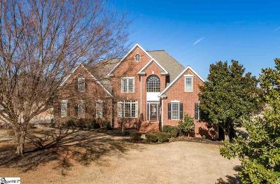Inman Single Family Home For Sale: 669 Parkland