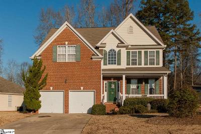 Easley Single Family Home For Sale: 200 W Sundance