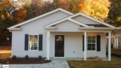 Spartanburg Single Family Home For Sale: 150 Stonecreek