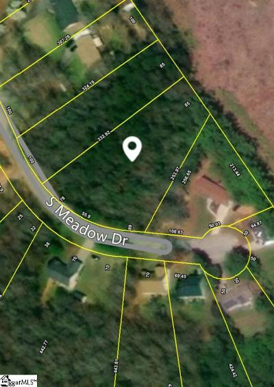 Spartanburg Residential Lots & Land For Sale: 423 S Meadow