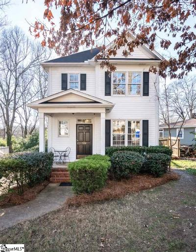 Greenville Single Family Home For Sale: 508 Meyers